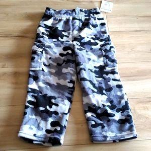 2/$12 New boys 3T Granimals camo pants